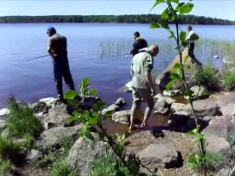 рыбалка в финском заливе летом