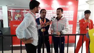 Asian Para games: Pramod Bhagat bagged gold in men's singles badminton - ITVNEWSINDIA