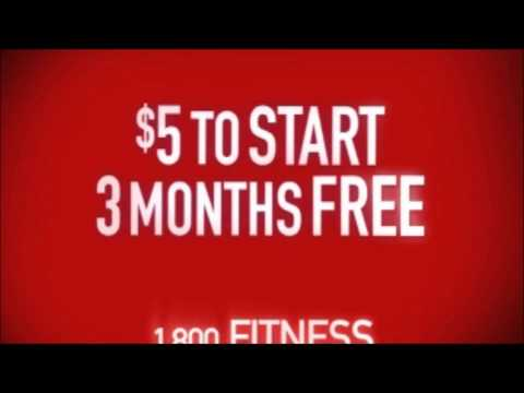 Bally Total Fitness Commercial