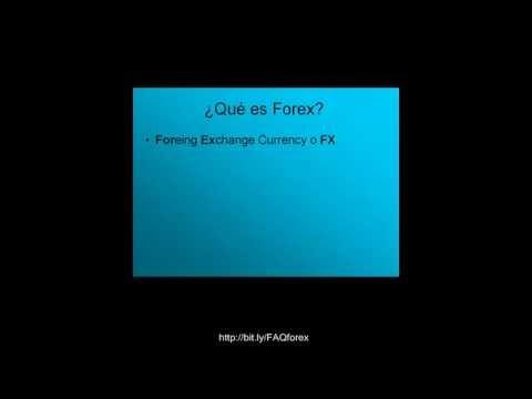 Curso Forex para Principiantes - Parte I