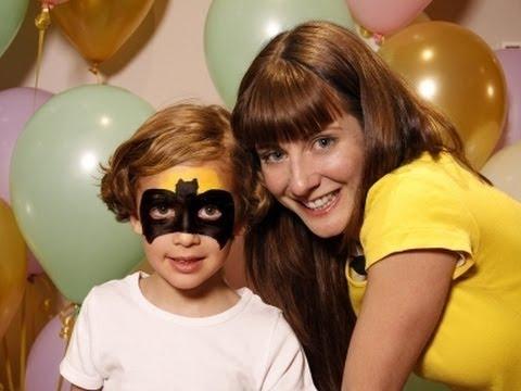 Cómo hacer un maquillaje de Batman para Carnaval
