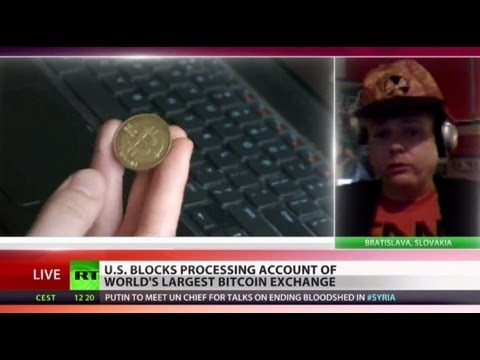 'US clamps down on Bitcoin, fears lack of control'