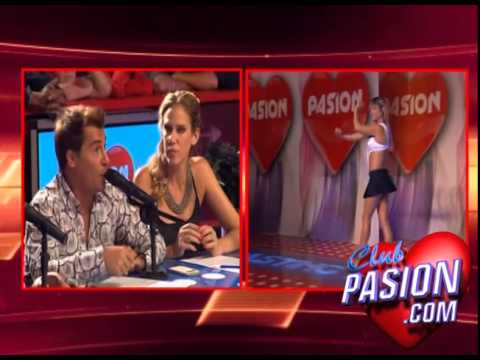 Casting de bailarinas de Pasion de sabado capitulo 1 21 3 2015