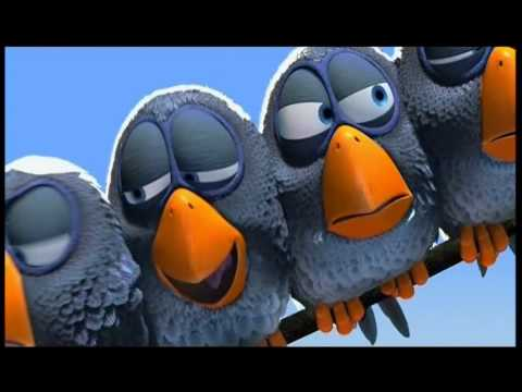 Pixar - For the Birds - Original SoundTrack - HD 1080p