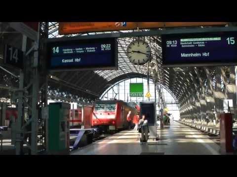 Going to FKK-World in Pohlheim-Garbenteich by train