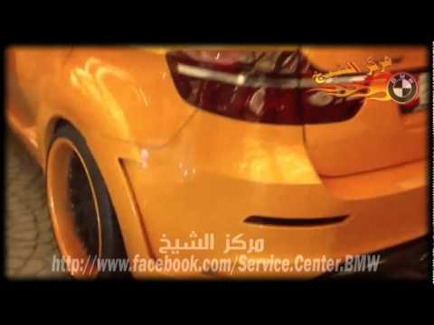 بي ام دبليو اكس سكس هامان -   BMW X6 M