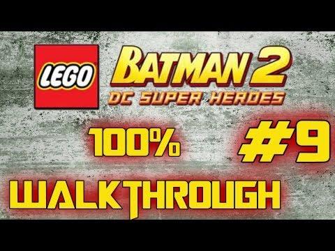 LEGO Batman 2 : DC Superheroes - 100% Walkthrough - Destination Metropolis