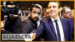 🇫🇷 Macron aide probed after caught on video beating protester | Al Jazeera English - ALJAZEERAENGLISH