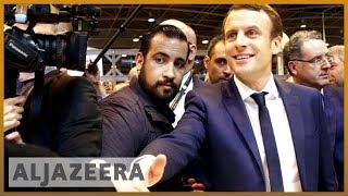 🇫🇷 Macron aide probed after caught on video beating protester | Al Jazeera English - ALJAZEERAENGLISH