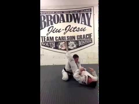 Jiu-Jitsu In Boston The Triangle Choke