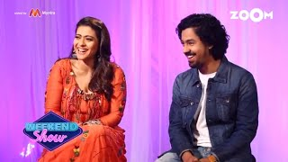 Helicopter Eela | Kajol & Riddhi Sen | Interview, Fun Games & Movie Review | Zoom Weekend Show - ZOOMDEKHO
