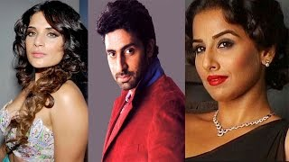 Bollywood News in 1 minute - 20/08/2014 - Richa Chadda, Vidya Balan, Abhishek Bachchan