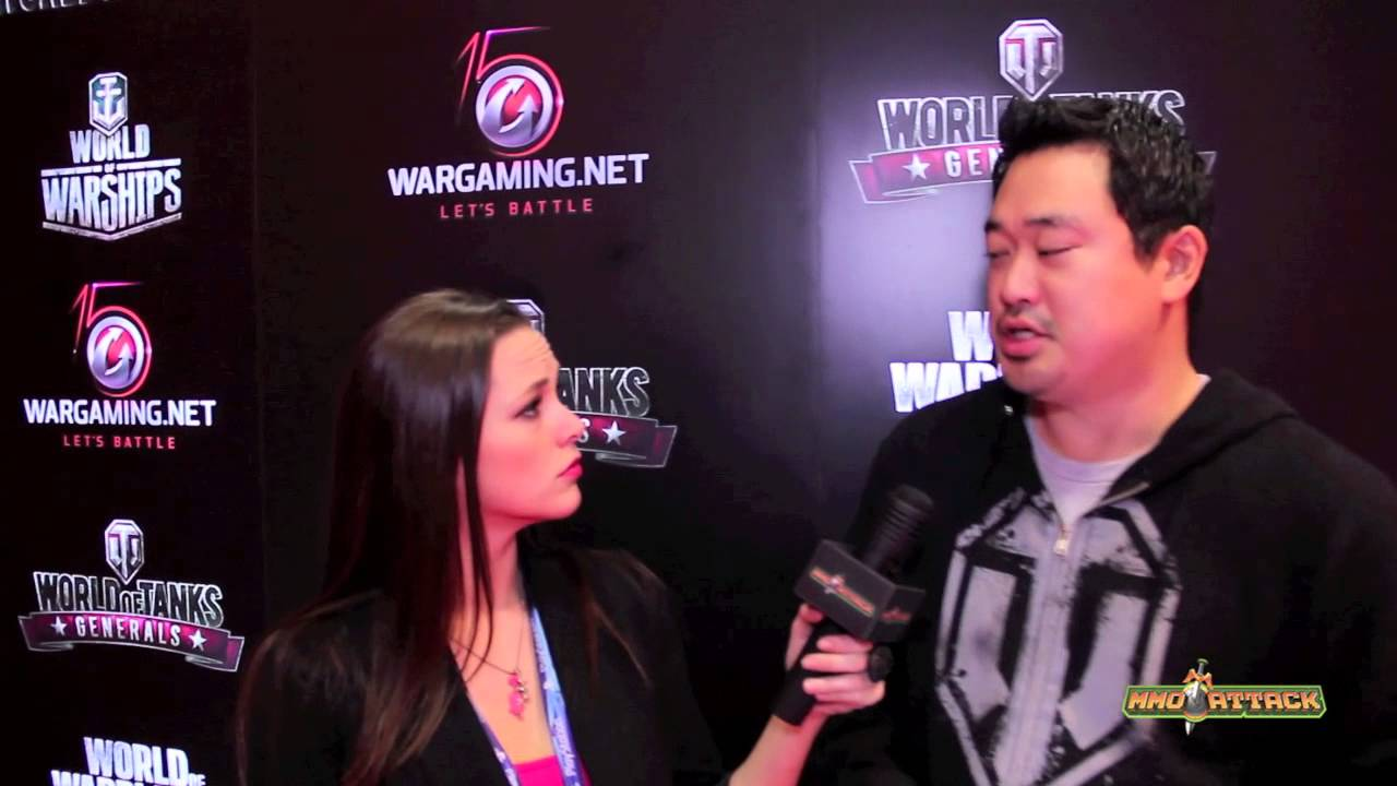 Wargaming Interview - GDC 2013