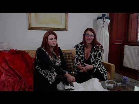 SVATEBNÍ ŠATY NA MÍRU - radí Salon Lilli - Svatební Expo Tutorial