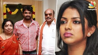 Amala Paul harassed by in-laws REAL reason for Divorce?   Director AL Vijay