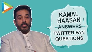 Kamal Haasan REACTS on Shah Rukh Khan's ZERO being compared to Appu Raja - HUNGAMA