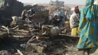 Nigerian jet accidentally bombs refugee camp - CNN