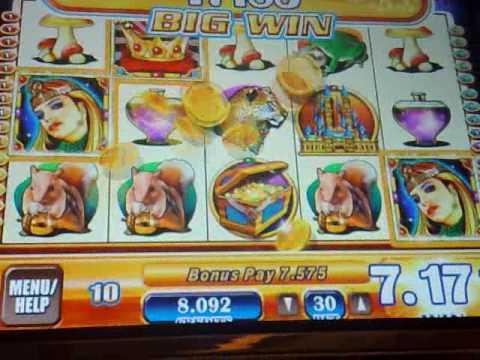 Tragamonedas del Monticello Grand Casino