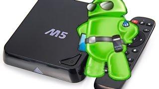 Android TV BOX EBOX M5 S805 TV Box Firmware прошивка