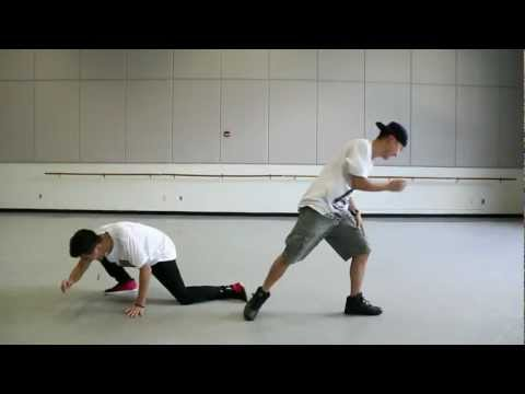 """Vocal Choreography"" by Mike Song and Anthony Lee 