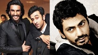Bollywod News in 1 minute - 01/10/2014 - Ranbir Kapoor, Ranveer Singh, Nawazuddin Siddhiqui