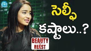 సెల్ఫీ కష్టాలు..? - Anchor Vindhya Reddy || Beauty & Beast - IDREAMMOVIES