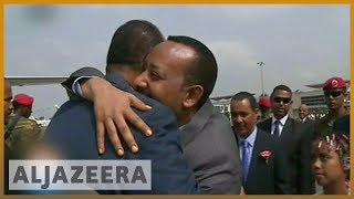 🇪🇷 🇪🇹 Eritrea-Ethiopia peace: Nations to restore links | Al Jazeera English - ALJAZEERAENGLISH