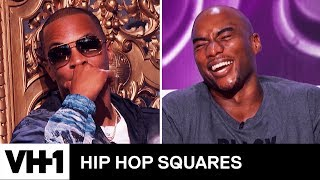 T.I. vs. Charlamagne: The King or Tha God? | Hip Hop Squares - VH1