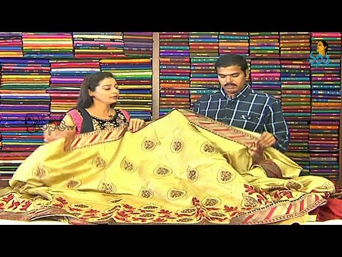 Fancy Designer Sarees with Price | Sogasu Chuda Tarama_5-12-2013 | Vanitha TV