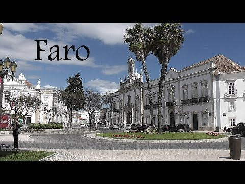 ALGARVE: Faro city (Portugal) HD