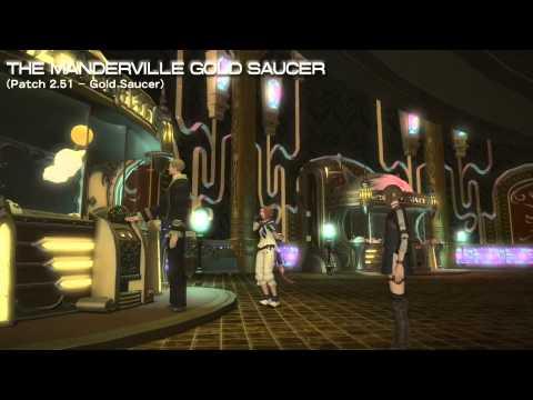 Final Fantasy XIV - Before The Fall Trailer [HD]
