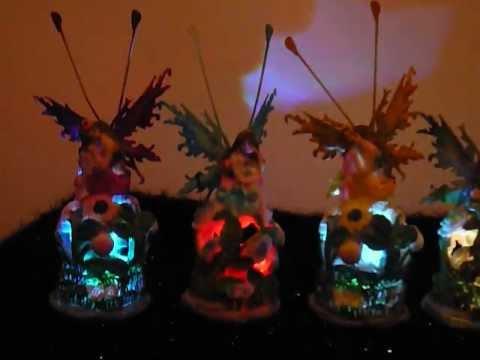 Hada con luz/souvenirs 15 años