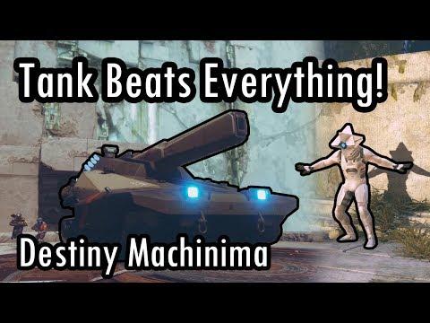 Destiny 2 - Tank Beats Everything!