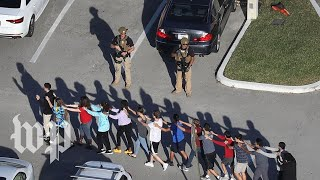 Timeline: How the deadly Florida school shooting unfolded - WASHINGTONPOST