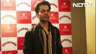 Watch! How Does Rajkummar Rao Select His Scripts? - NDTV