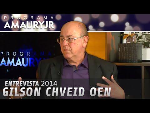 Entrevista com Gilson Chveid Oen - 09/12/2014