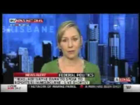 Larissa Waters interview on Sky - the Great Barrier Reef