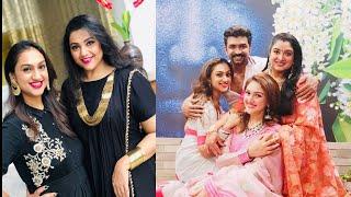 Actress Preetha Vijayakumar Family Photos - RAJSHRITELUGU
