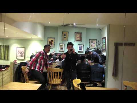 SHORT VLOG. HAPPY BIRTHDAY BRO ERIC! @ LUTONG PINOY UK