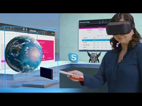 Microsoft discusses Windows 3D