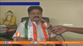 Congress Candidate Sarve Satyanarayana Face to Face on Election Campaign In Cantonment | iNews - INEWS