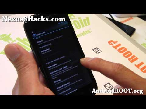 SlimBean ROM for Rooted Nexus S/Nexus S 4G! [Android 4.2.2]