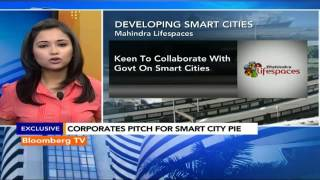 Market Pulse: Corporates Pitch For Smart City - BLOOMBERGUTV