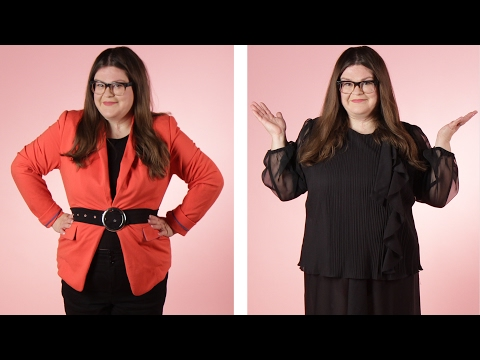 I Followed Body-Slimming Fashion Tips Throughout History