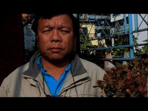 ISIF Asia Award Winner 2012 Mahabir Pun about his experiences attending the 7th IGF Baku