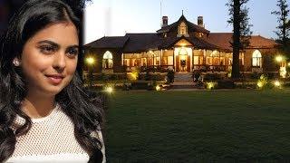 मुकेश अंबानी की बेटी ईशा अंबानी का 452.5 करोड़ रुपए का ओल्ड गुलीटा बंगला - ITVNEWSINDIA