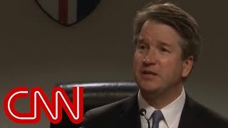 Kavanaugh's 2015 joke resurfaces - CNN