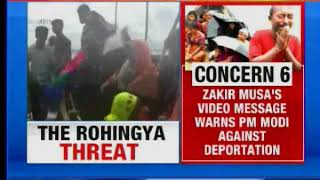 Rohingyas enter India through Bengal border, provided with fake documents for merely Rs 400 - NEWSXLIVE