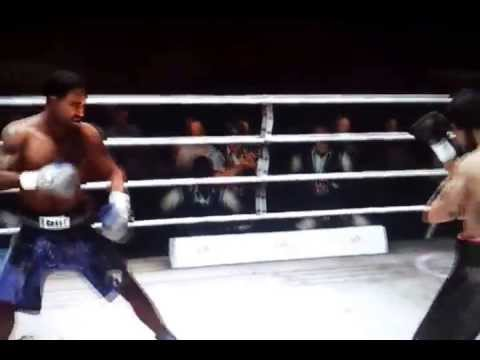 TrueFN_Prospect Vs MilitiaMatic - MW Tournament Fight Night Champion League ;D