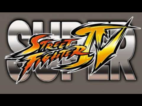 Super Street Fighter IV - Volcanic Rim Stage (Oceania)